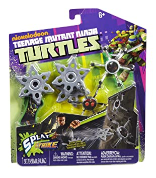Teenage Mutant Ninja Turtles Splat Strike - Paquete de armas ...
