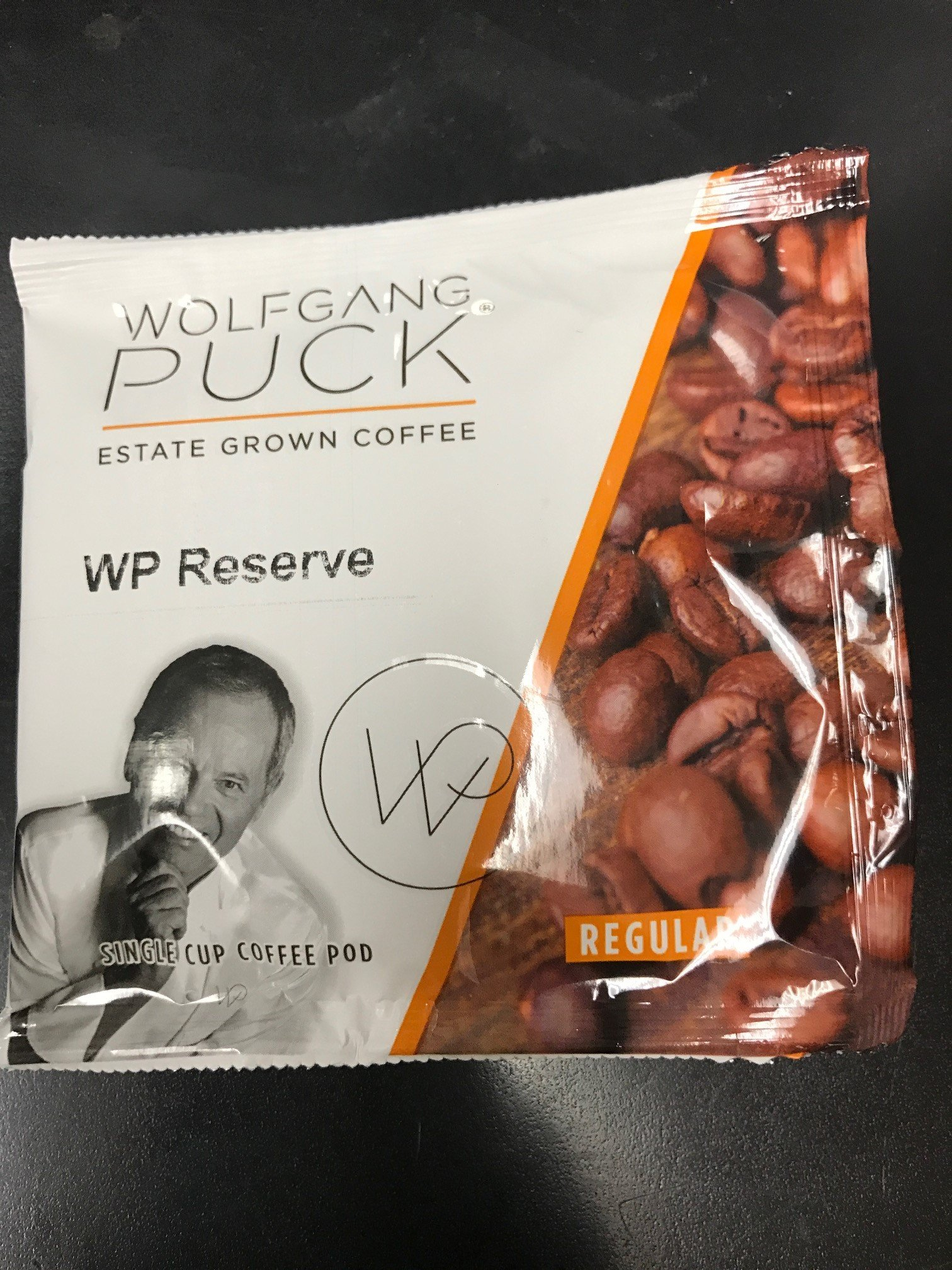 Wolfgang Puck Signature Regular Coffee Pods