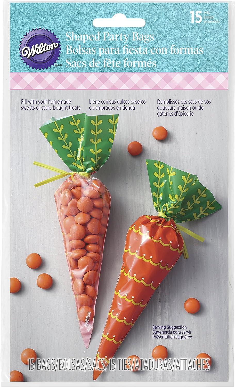 Carrot Treat Bags