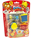 Superzings Rivals of Kaboom Blíster Hideout, Color Surtidos (Magic Box INT Toys SZ1P0600)
