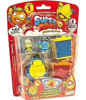 Zomlings - Serie 5 Blíster (Magic Box Int Toys P00907) FIGURAS Y COLORES SURTIDOS: Amazon.es: Juguetes y juegos