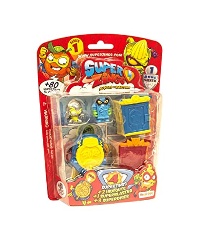 Rivals HideoutColor Superzings Kaboom Int Box Toys Blíster Sz1p0600 Surtidosmagic Of fg7vIYyb6