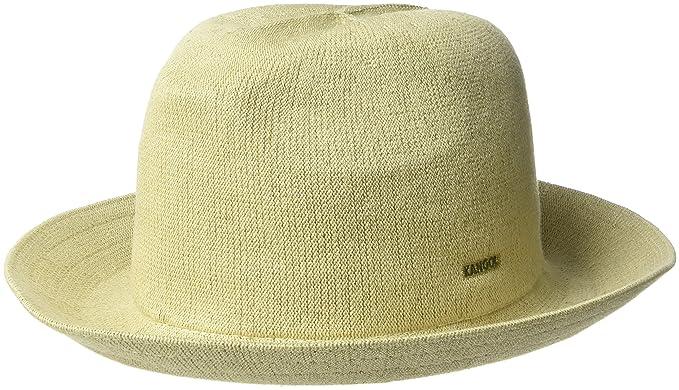 0595b6ee2 Kangol Men's Bamboo Gent Hat Fedora: Amazon.co.uk: Clothing