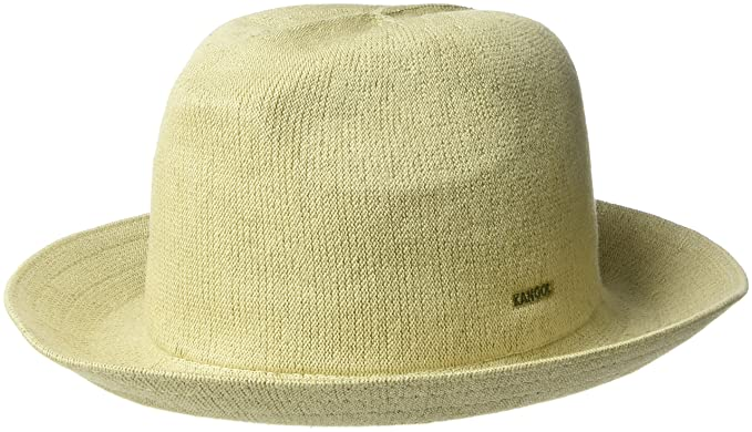 Kangol Men s Bamboo Gent Fedora Hat at Amazon Men s Clothing store  df1e428885b