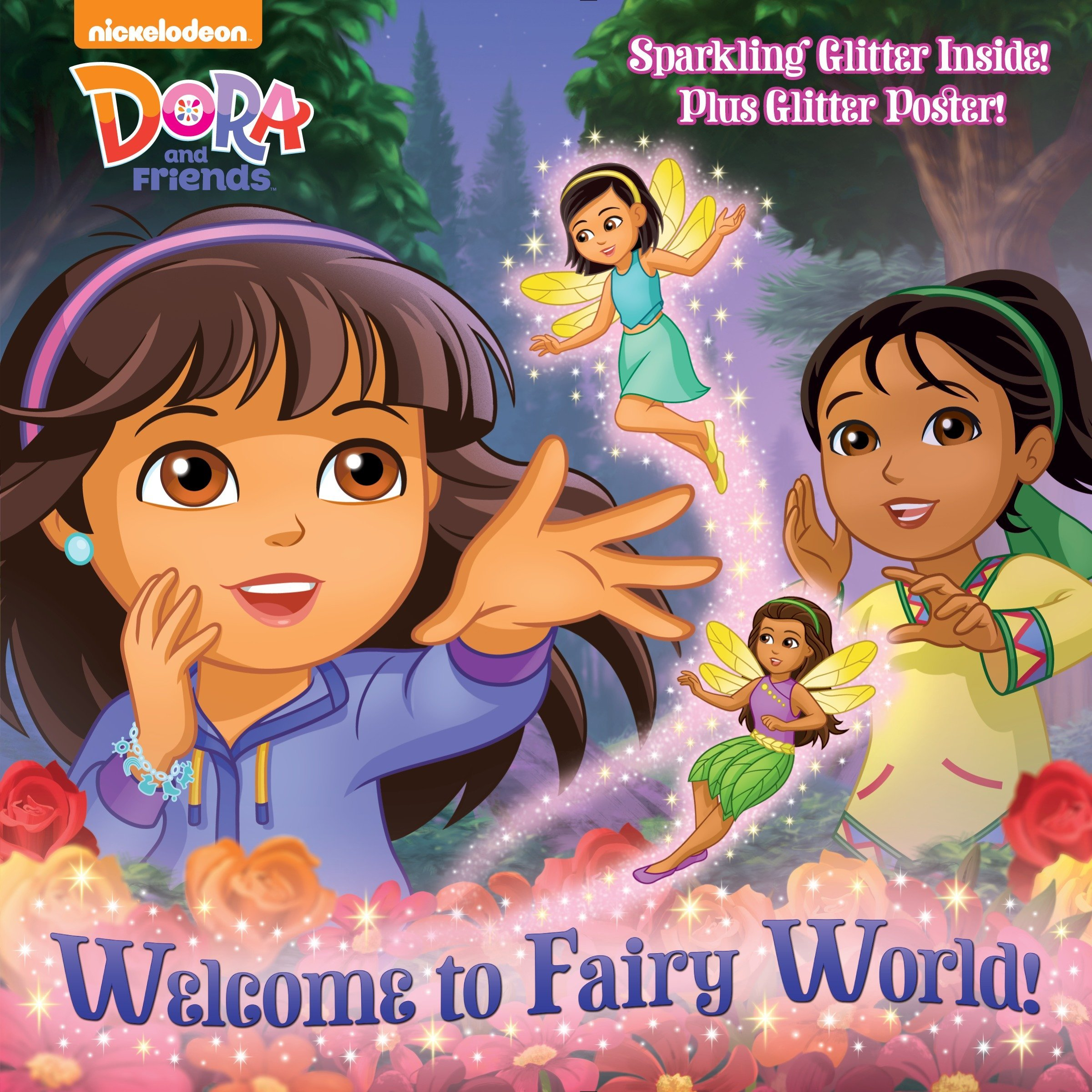 Welcome to Fairy World! (Dora and Friends) PDF