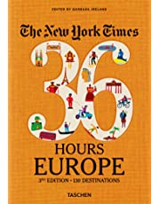 New York Times 36 Hours Europe 3rd