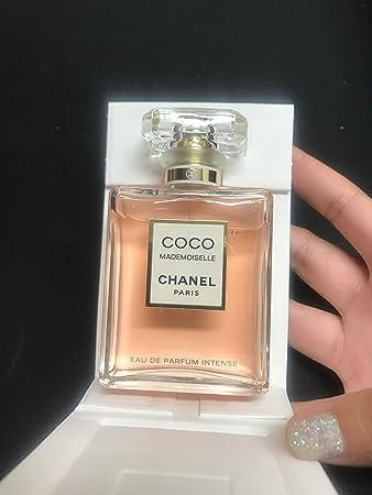 244321052f9 Chanel Coco Mademoiselle Eau de Parfum Intense Spray 50 ml  Amazon ...