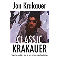 "Classic Krakauer: ""Mark Foo's Last Ride,"" ""After the Fall,"" and Other Essays from the Vault"