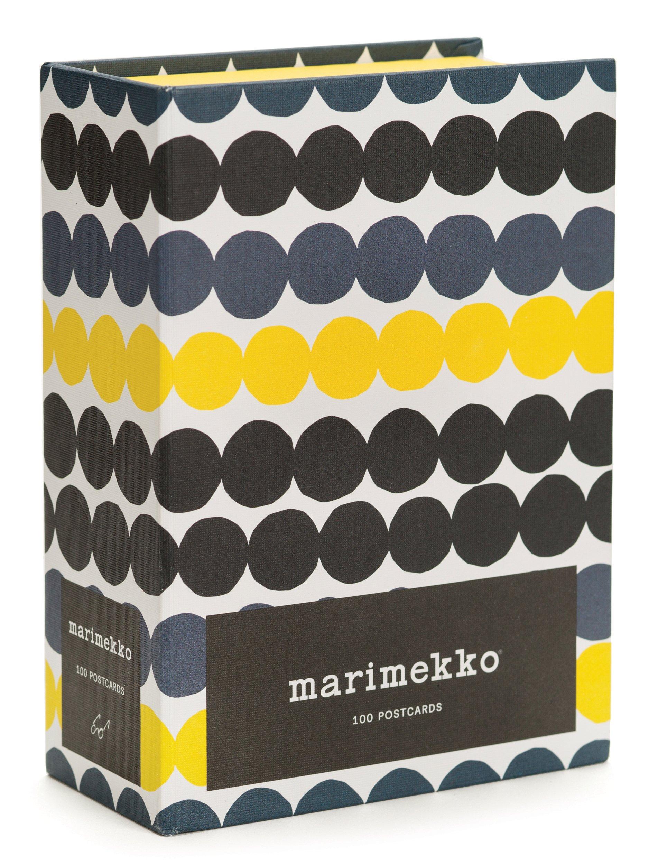 Marimekko Postcard Box: 100 Postcards by Chronicle Books