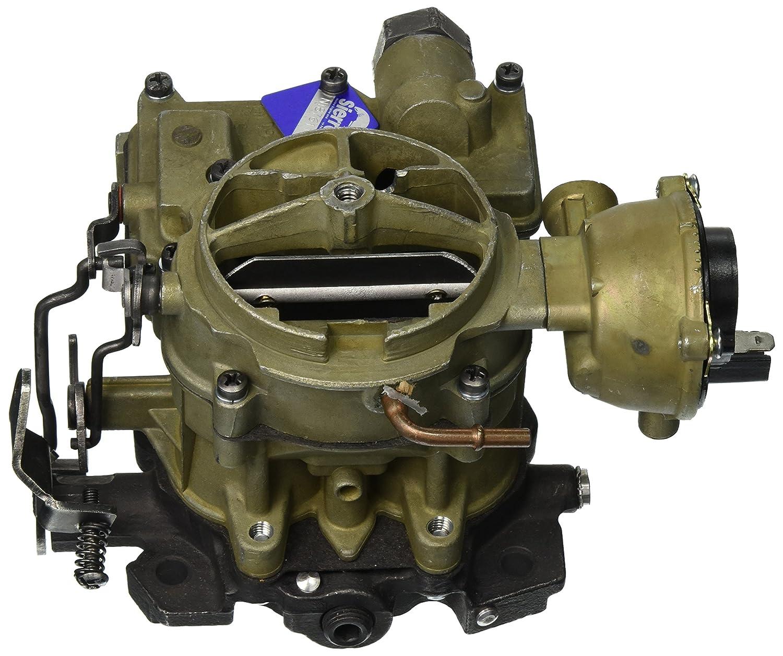 Rochester Carburetor Teleflex Sierra 18-7611-2 Remanufactured 2-Barrel
