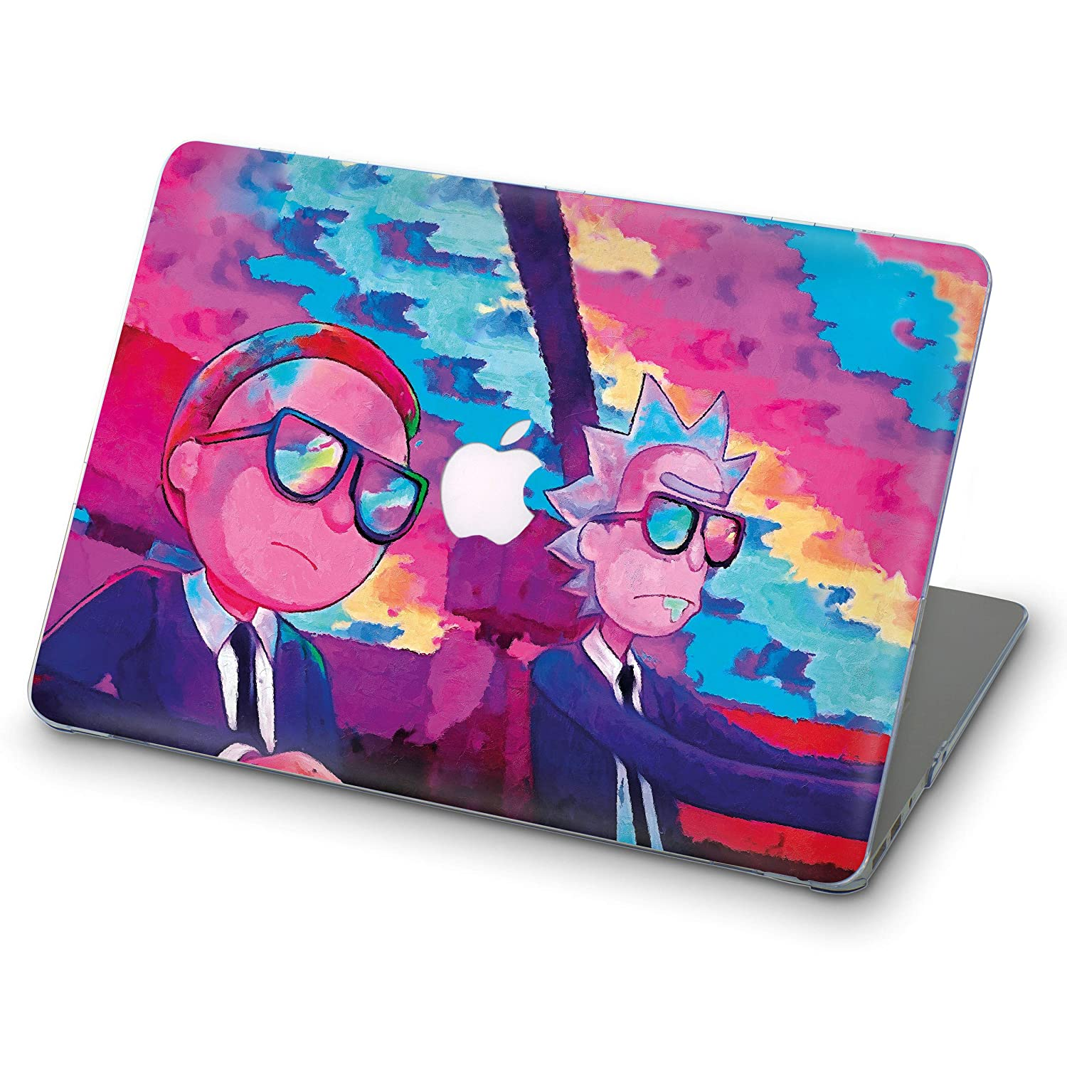 Rick and Morty Schwifty Cover Case For Macbook Pro 13 2017 Retina Air 11 12 15