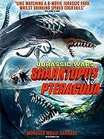 Jurassic Wars: Sharktopus vs Pteracuda