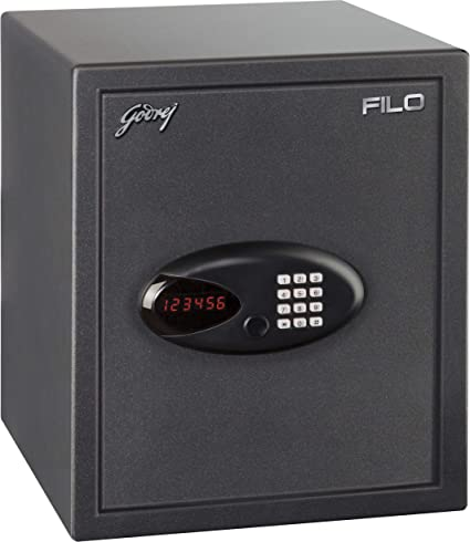 Godrej Filo Digital Electronic Safe (Black)