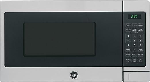 Amazon.com: GE JEM3072SHSS 0.7 Cu. cuadrados capacidad horno ...