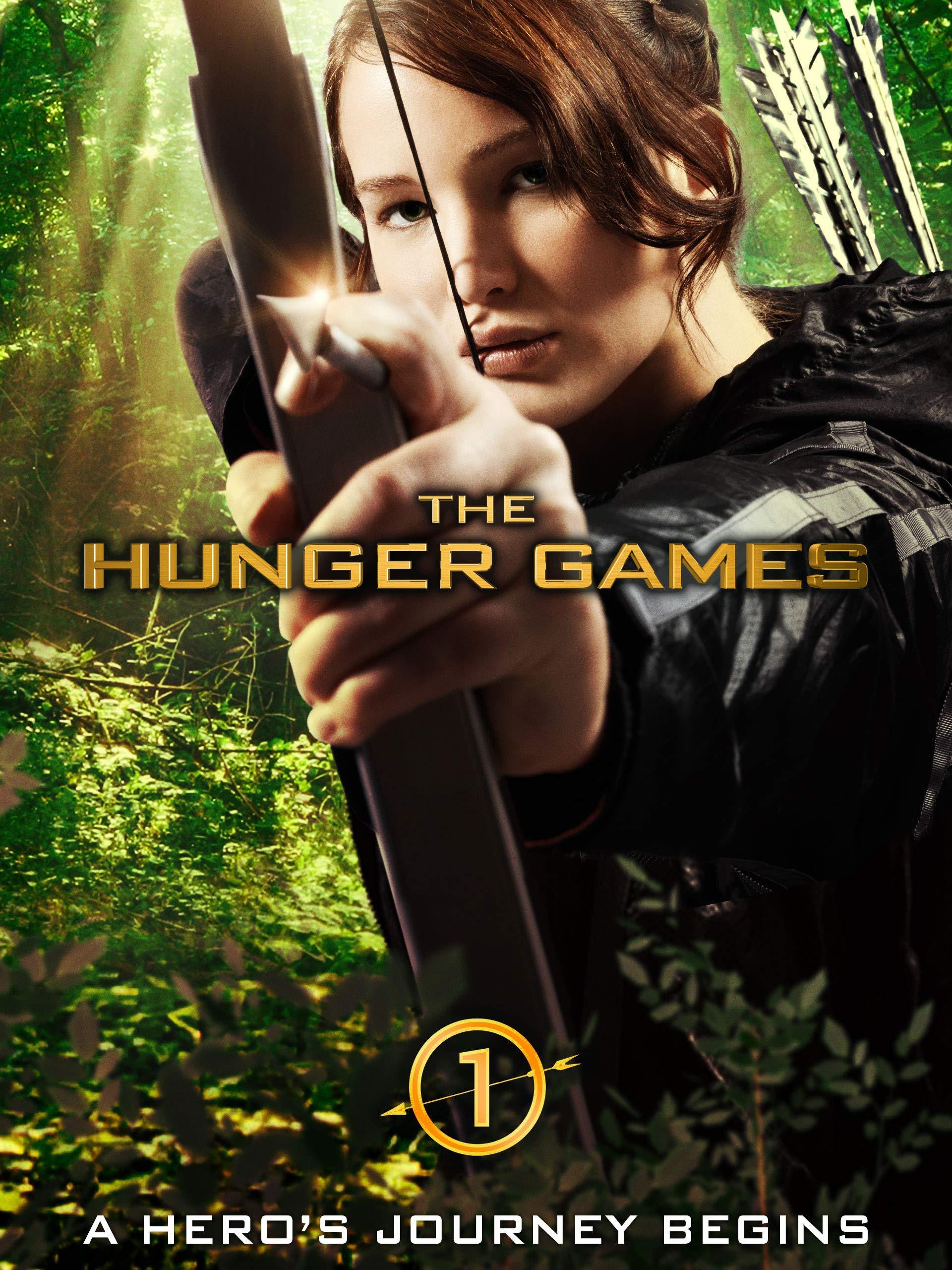 The Hunger Games (4K UHD) on Amazon Prime Video UK