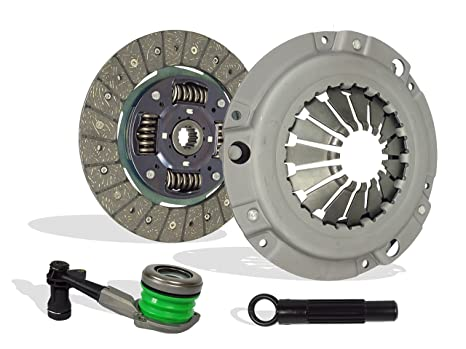 Clutch With Slave Kit Works With Cavalier Sunfire 2002-2005 2.2L In. l4