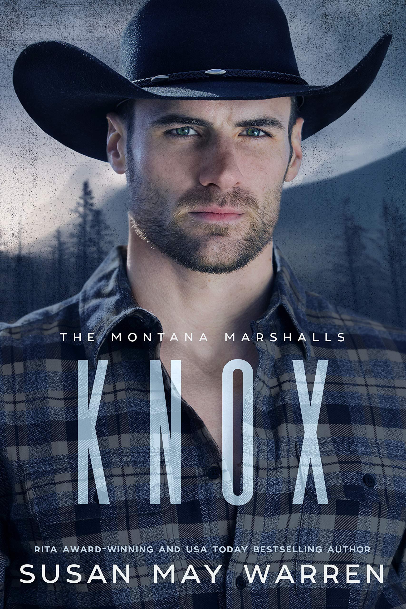 KNOX: The Montana Marshalls - An Inspirational Romantic Suspense Family Series (English Edition)