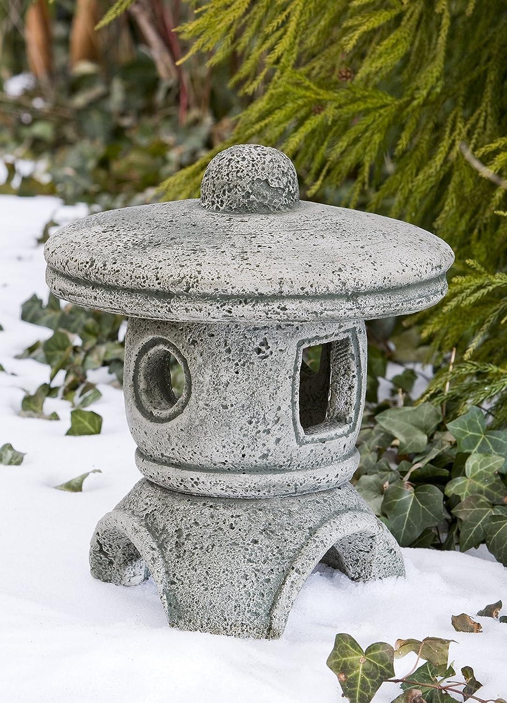 Amazon.com : Campania International OR 24 AS Rustic Pagoda Statue, Medium,  Alpine Stone : Outdoor Statues : Patio, Lawn U0026 Garden