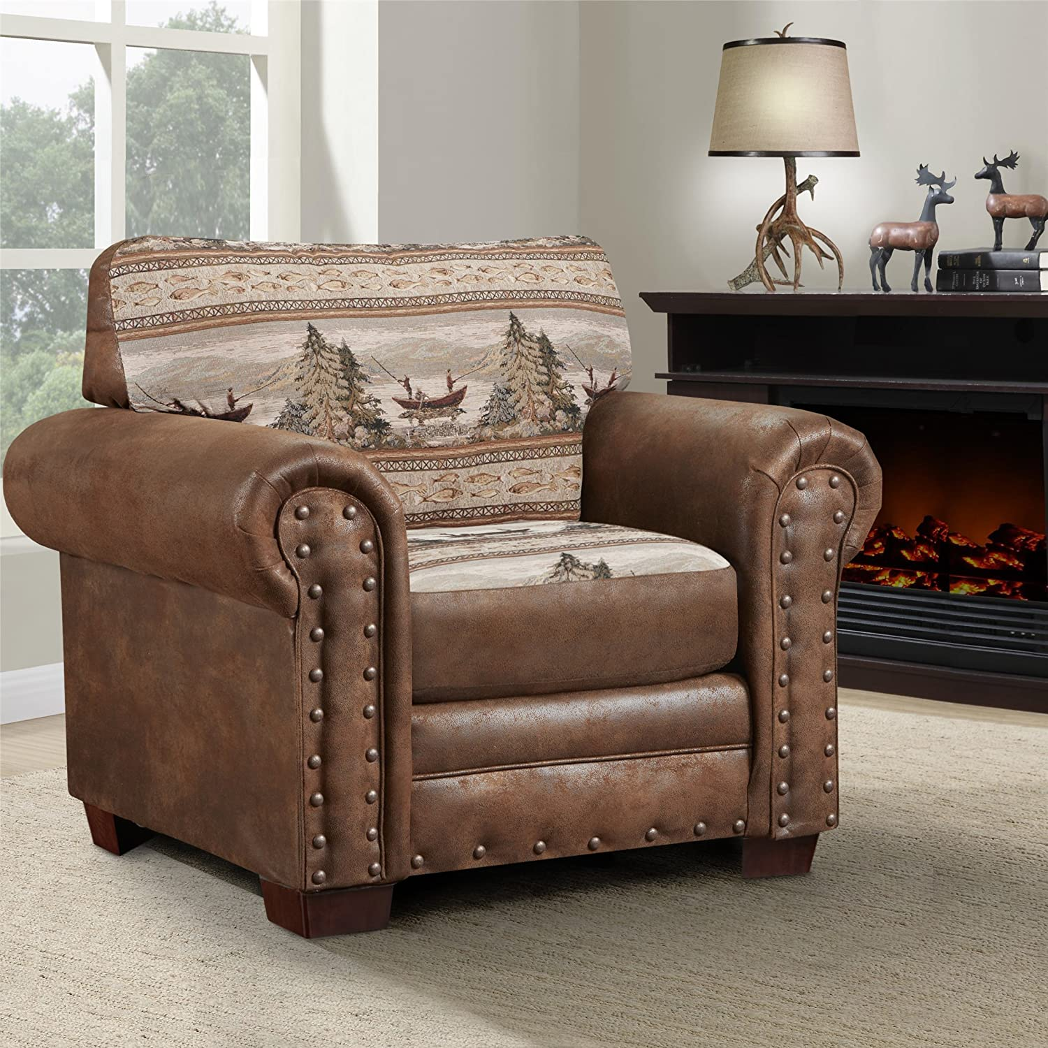 American Furniture Classics Alpine Lodge Chair