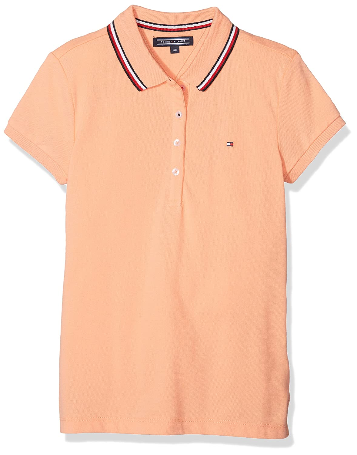 Tommy Hilfiger AME Sweet Polo S/S, Bambina KG0KG03391