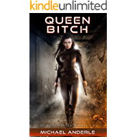 Queen Bitch (The Kurtherian Gambit Book 2) book cover