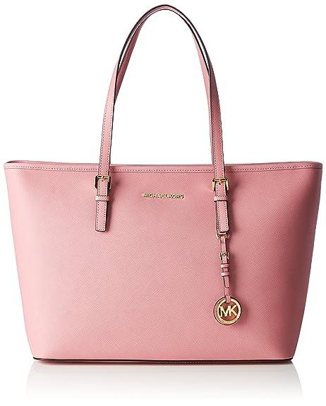 5b6aaa4ac7746 MICHAEL Michael Kors JET SET TRAVEL - Shopping bag - blossom ...