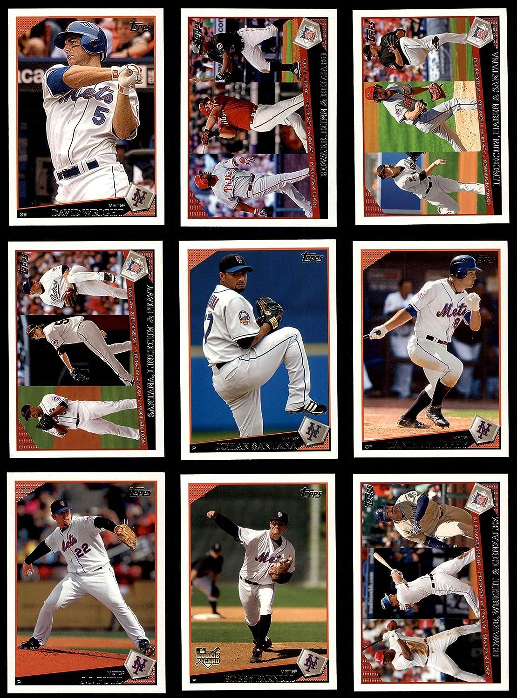 2009 Topps New York Mets Team Set New York Mets (Baseball Set) Dean's Cards 8 - NM/MT Mets 91YwJ7XwoJL