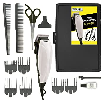 Amazon Wahl The Complete Haircut Kit For Dummies 14 Piece