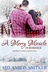 A Merry Miracle in Romance (Christmas in Romance Book 2) Kindle Edition