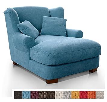 Cavadore Xxl Sessel Oasis Grosser Polstersessel Im Modernen Design