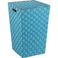 Wenko 22279100 Square Adria-Cesto para la ropa sucia