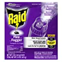 Raid flea fogger review