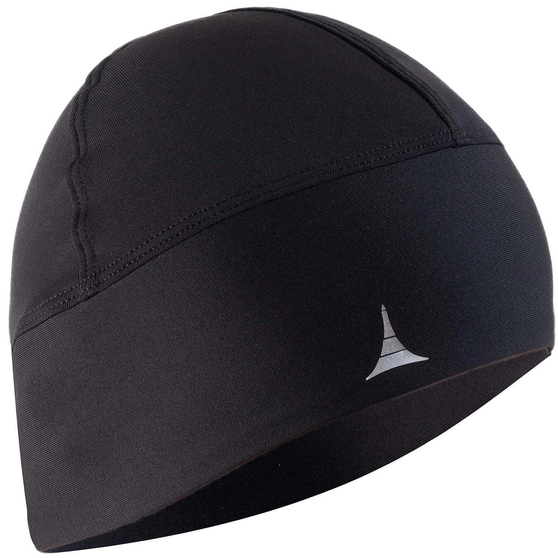 French Fitness Revolution Skull Cap/Helmet Liner/Running Beanie - Ultimate Thermal Retention and Performance Moisture Wicking. Fits Under Helmets