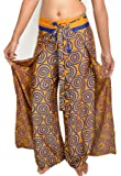 WEVEZ Women's Pack of 5 Thai Fisherman Pants