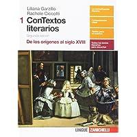 Contextos literarios. Per le Scuole superiori. Con aggiornamento online: 1