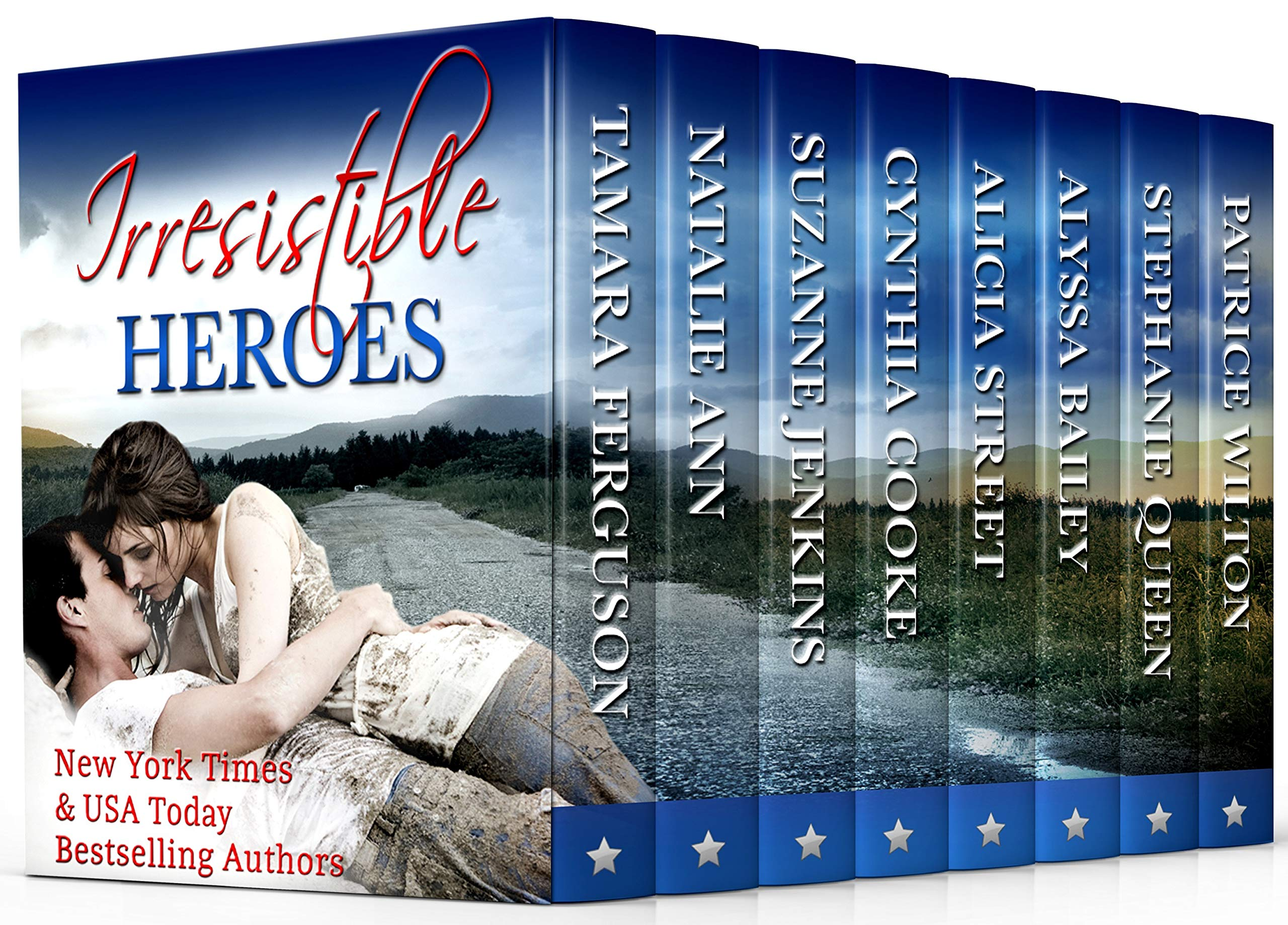 IRRESISTIBLE HEROES  Irresistible Romance Book 1   English Edition