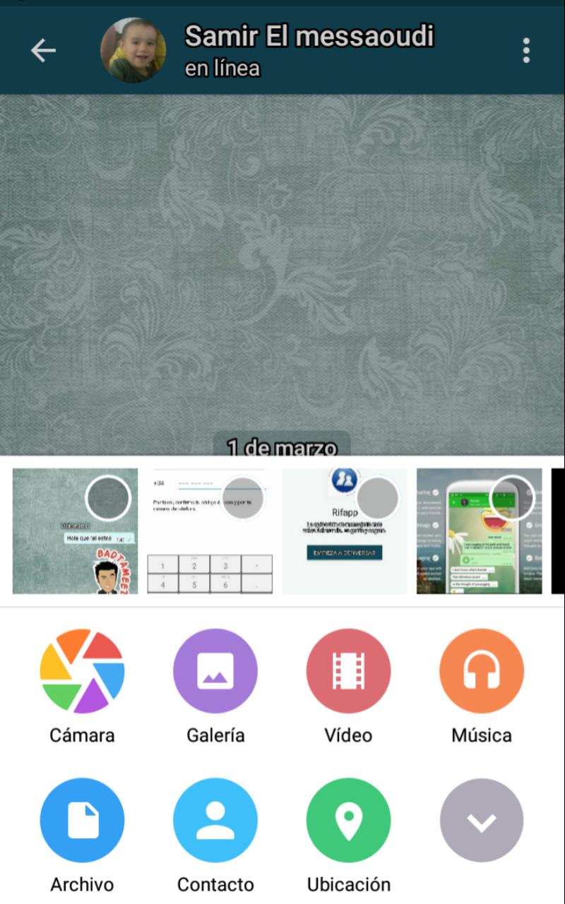 Amazon.com: Rifapp es una aplicación de mensajería enfocada en la velocidad y la seguridad: Appstore for Android