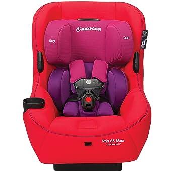 Maxi Cosi Pria 85 Max Convertible Car Seat Red Orchid