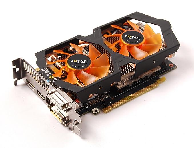 Zotac ZT-70405-10P NVIDIA GeForce GTX 760 2GB - Tarjeta ...