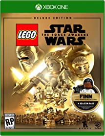 Amazon.com: LEGO Star Wars: El despertar de la fuerza: Xbox ...