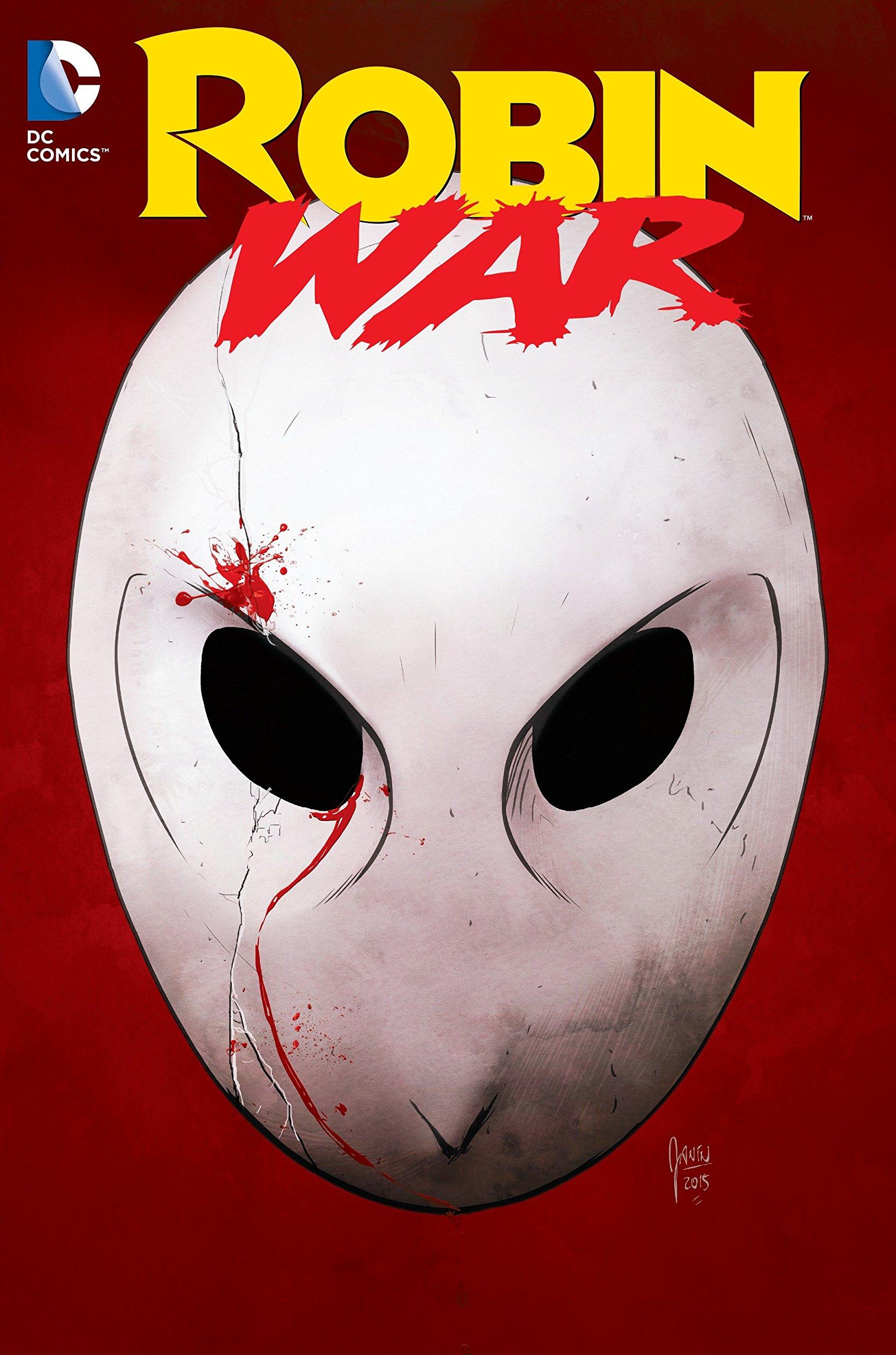 Download Robin War pdf