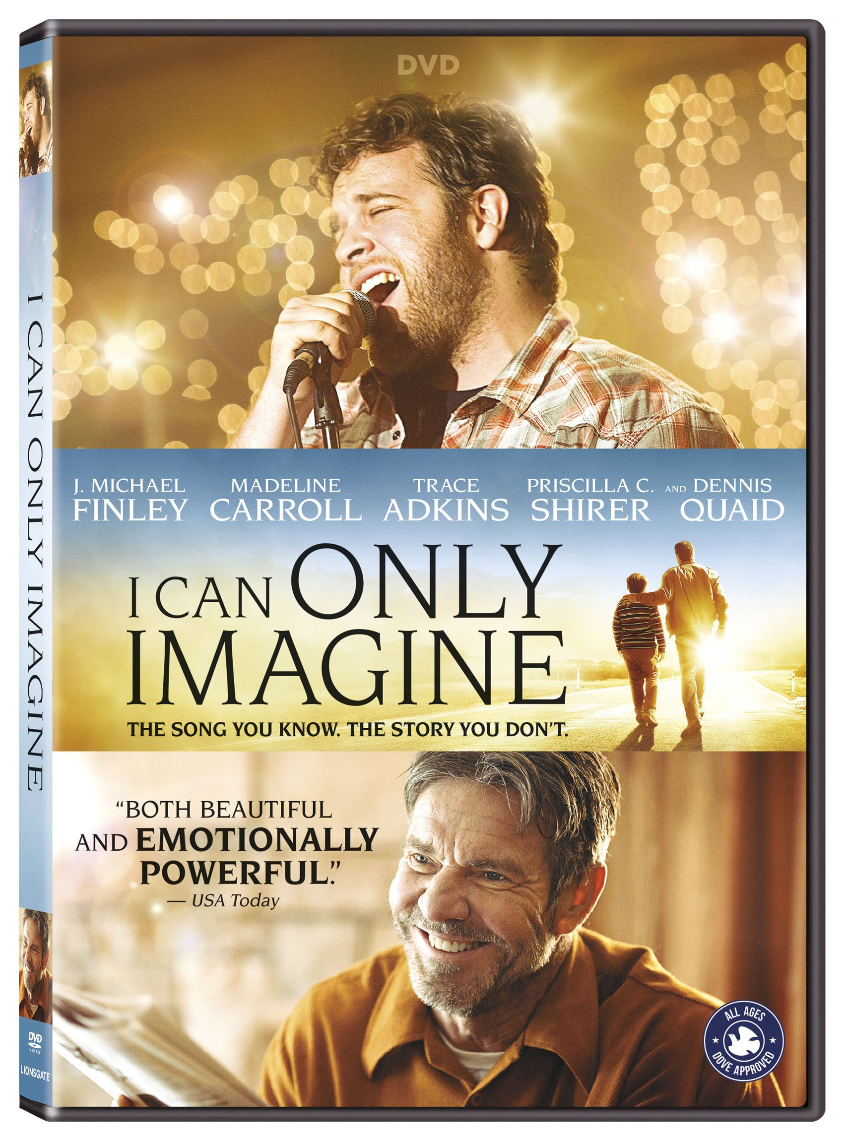 DVD : I Can Only Imagine (DVD)