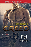 Creed [Gates Brothers 1] (Siren Publishing Classic ManLove)