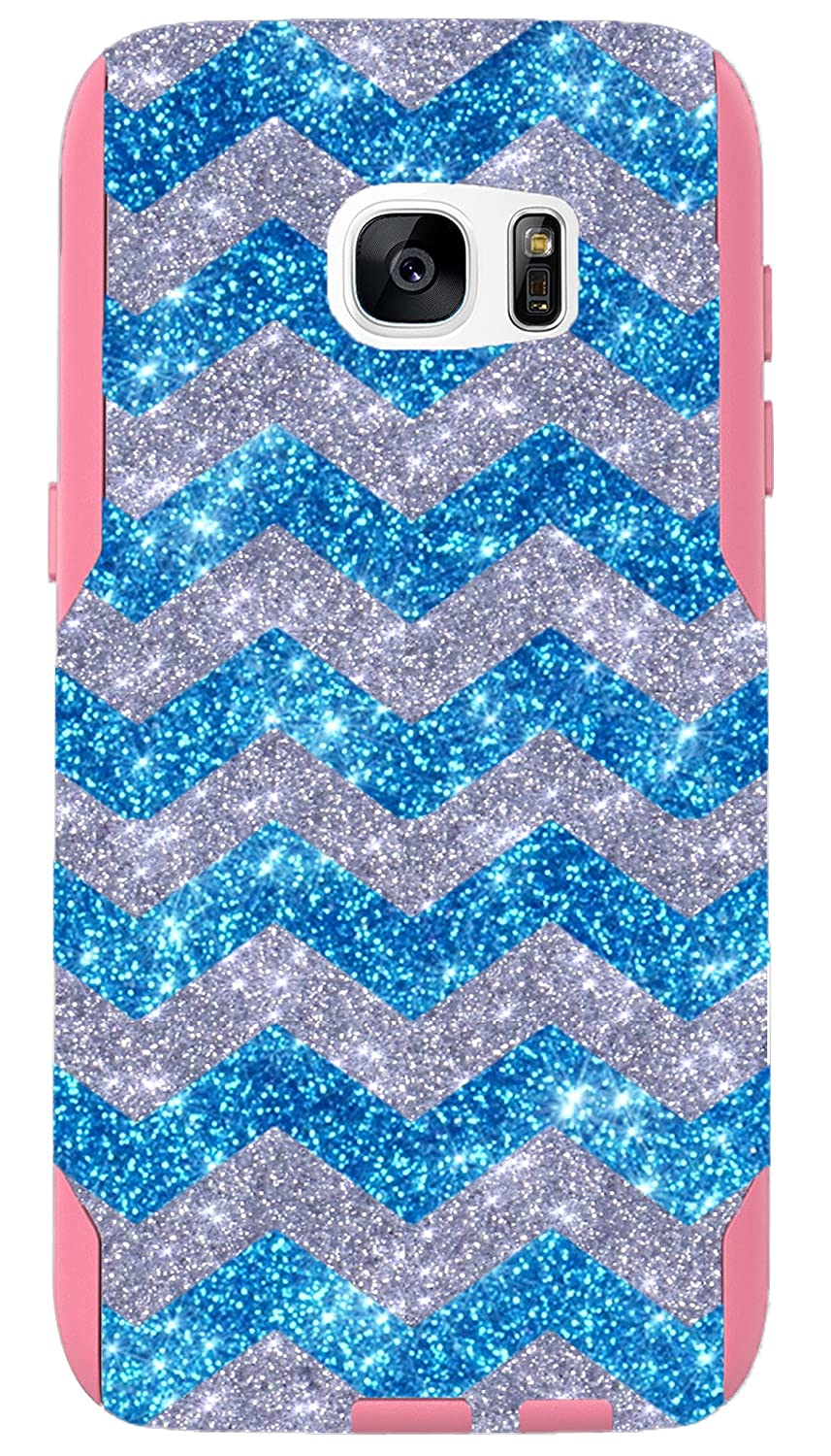Custom Glitter Case for Galaxy S7 Edge