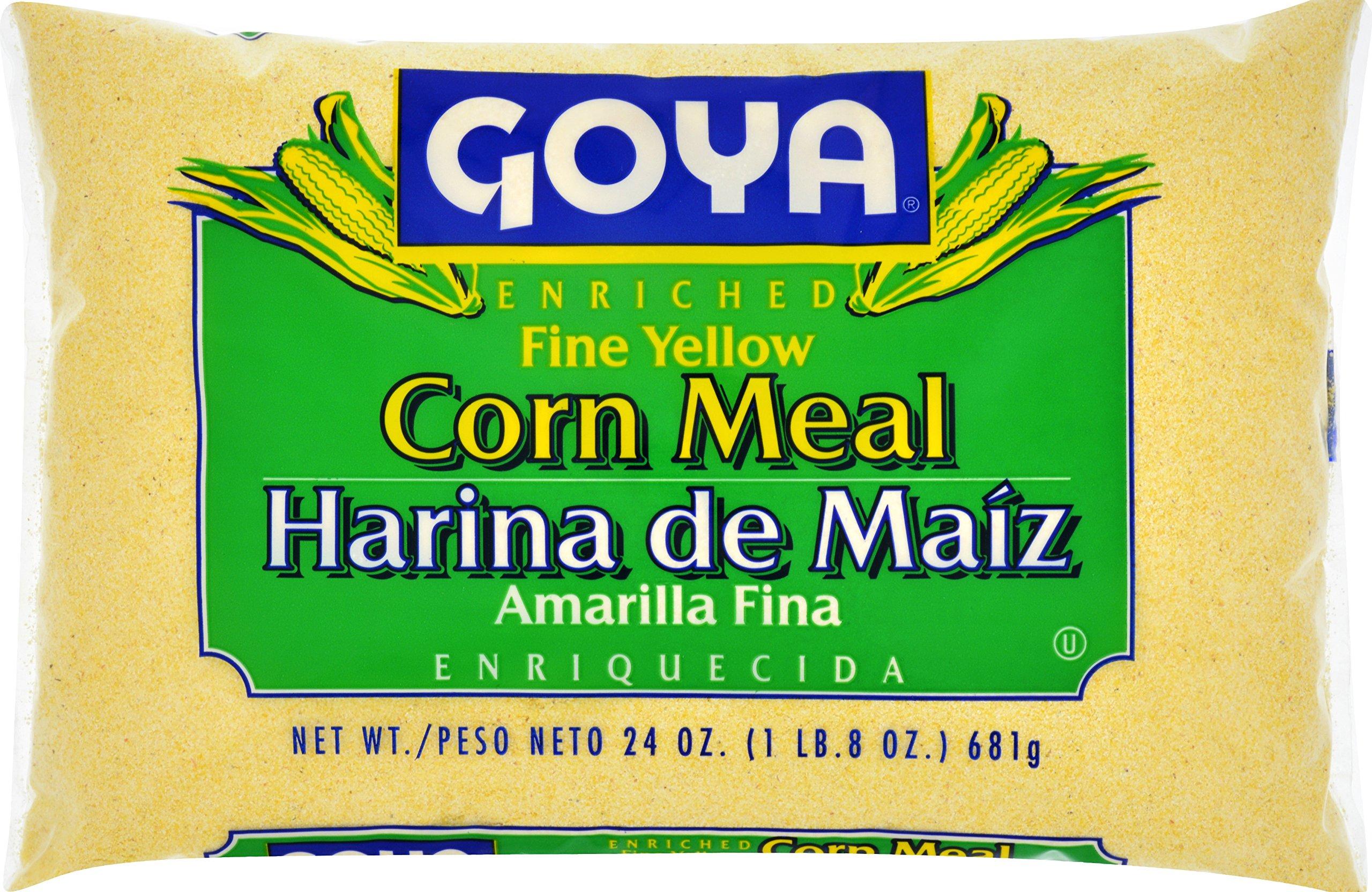 Goya Foods Fine Corn Meal, 24 Ounce