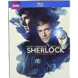 Sherlock: Seasons 1-4 & Abominable Bride Gift Set (BD) [Blu-ray]