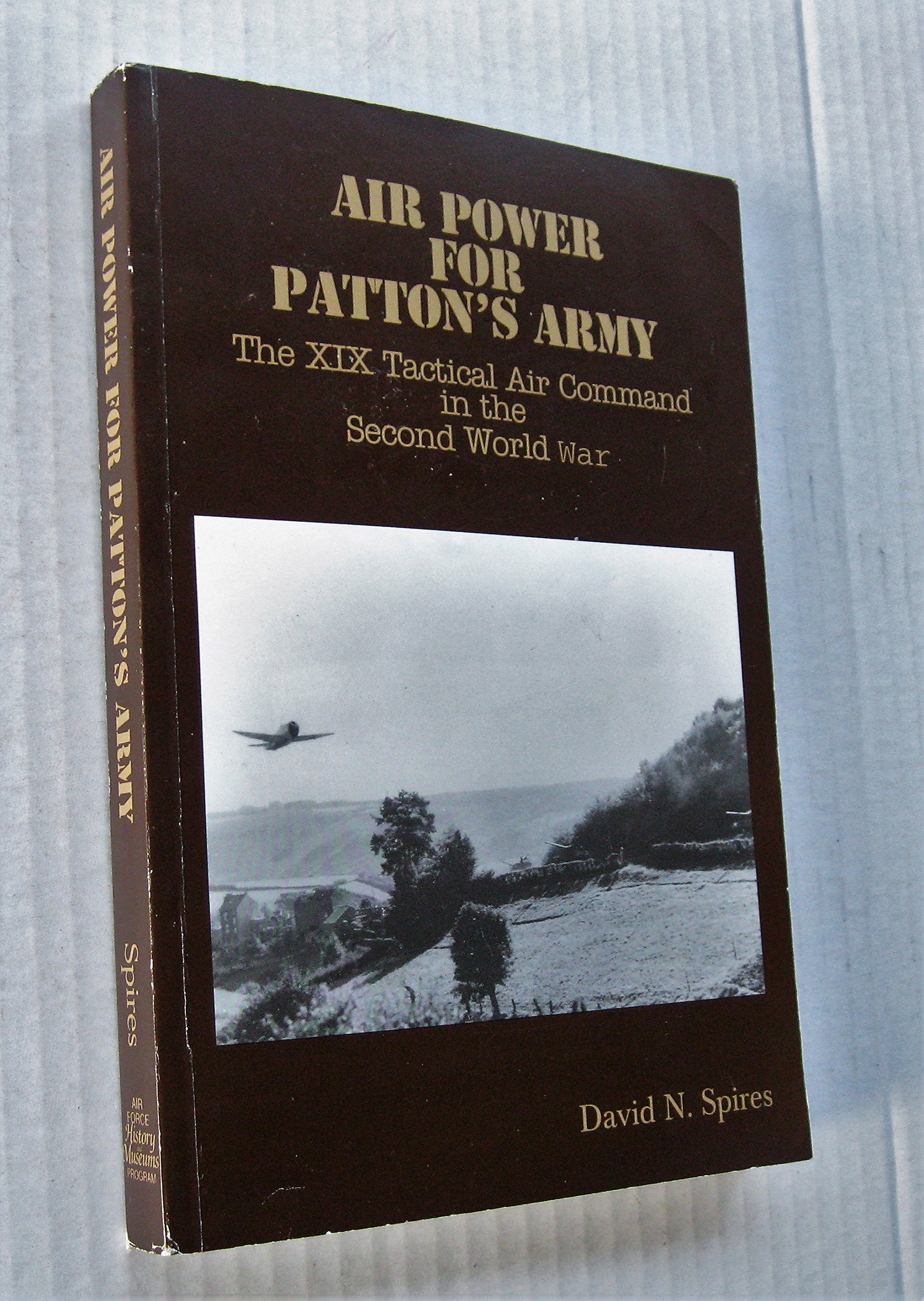 Download Air power for Patton's Army: The XIX Tactical Air Command in the Second World War pdf
