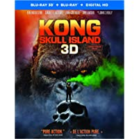 Kong: Skull Island (Bilingual) [3D Blu-Ray + Blu-Ray + UV Digital Copy]