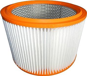 1 x Filtro para Hilti PES (lavable) vcu40/vcu 40/aspiradora ...