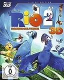Rio 2 - Dschungelfieber  (3D + Blu-ray)